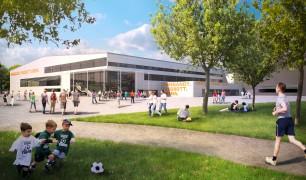 IFU Arena - Arkitekt